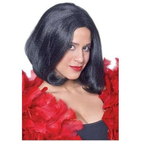 Black 1920's Seductress Wig - 1920 Wigs