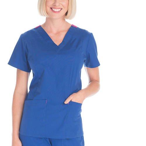 scrubs blue