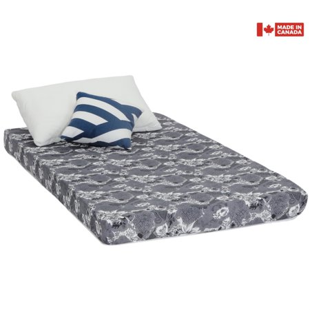ViscoLogic ECONO Flip able Reversible Foam Mattress with Cover (TWIN) - image 9 of 9