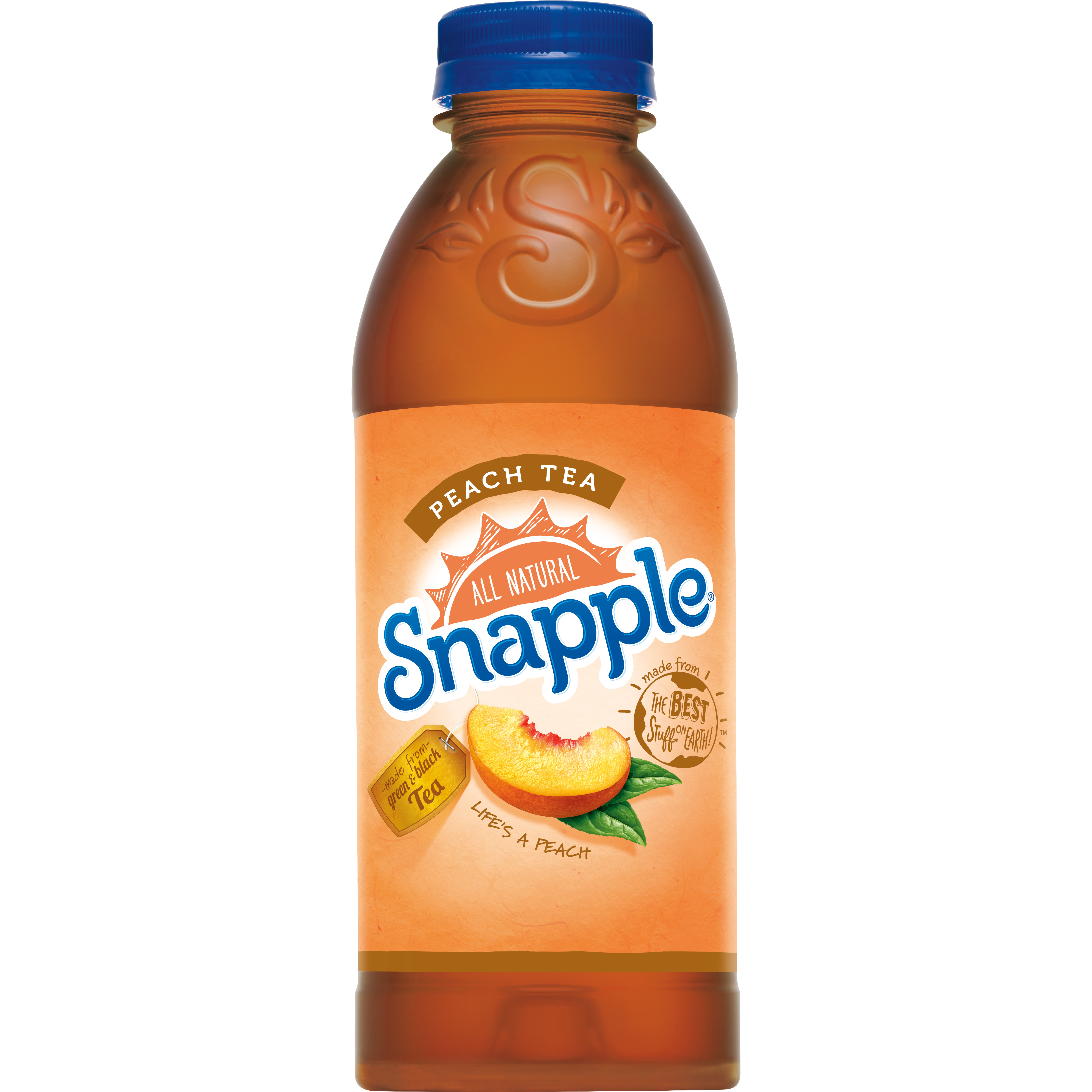Snapple Peach Tea, 20 fl oz