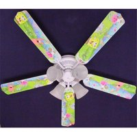 Ceiling Fan Designers 52FAN-KIDS-SBSP Sponge Bob Square Pants Ceiling Fan 52 in.