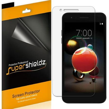 - [6-Pack] Supershieldz for LG (Rebel 4) 4G LTE Screen Protector, Anti-Glare & Anti-Fingerprint (Matte) Shield