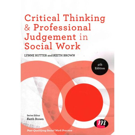 critical thinking social work practice