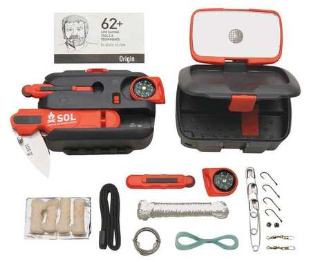 ADVENTURE MEDICAL 0140-0828 Tool,Survival,Portable Kit by ADVENTURE MEDICAL KITS