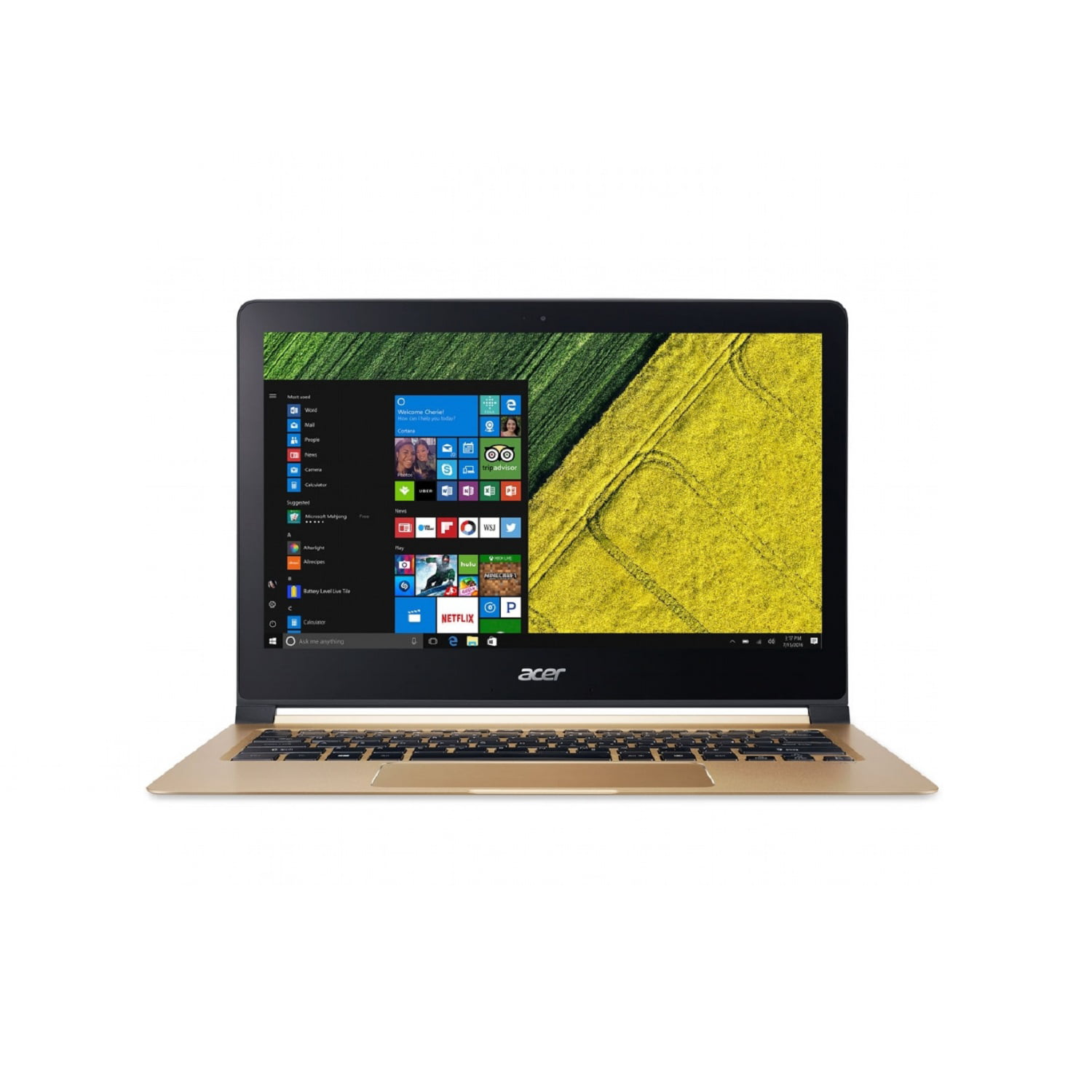 Acer Swift 7 Notebook with Intel i7-7Y75, 8GB 512GB SSD by Acer