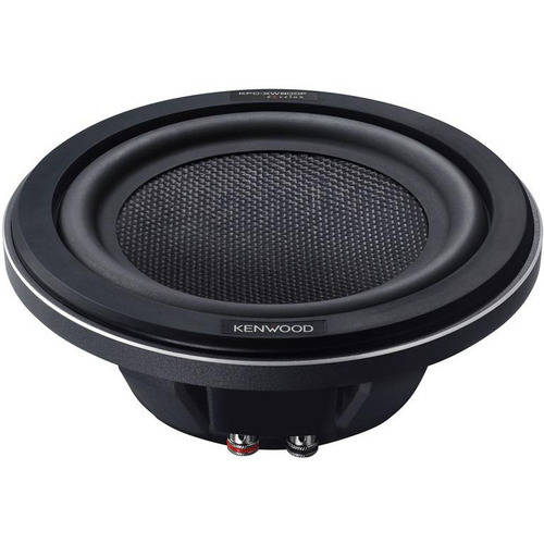 "Kenwood 8"" Carbon Glass Fiber Honeycomb Cone Woofer"