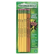 Dixon Ticonderoga 10-Count #2 Pencil