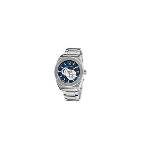Stuhrling 281B 332D264 Esprit DVie Auto SS GMT Mens Watch