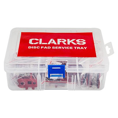 Clarks Service Tray Brake Shoes  Avid Elixir Cr  Elixir R  Sintered