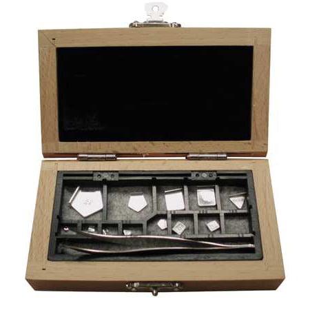 Calibration Fluid Set - OHAUS 80850110 Calibration Weight Set, 500 to 1mg