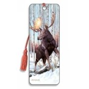 Moose Bookmark by Artgame - BK32MOO