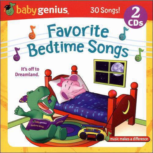 Favorite Bedtime Songs - Baby Genius: Favorite Bedtime Songs [CD]