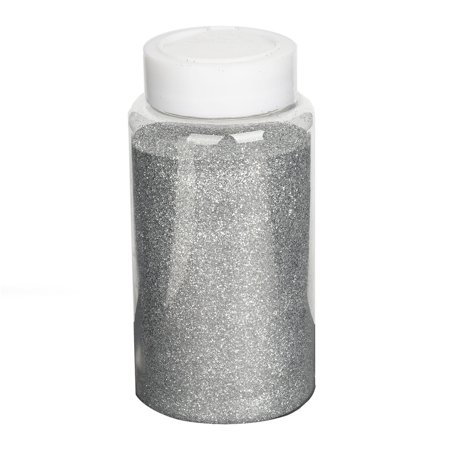 Efavormart 1 Pound DIY Art & Craft Glitter Extra Fine With Shaker Bottle For Wedding (Mac Glitter)
