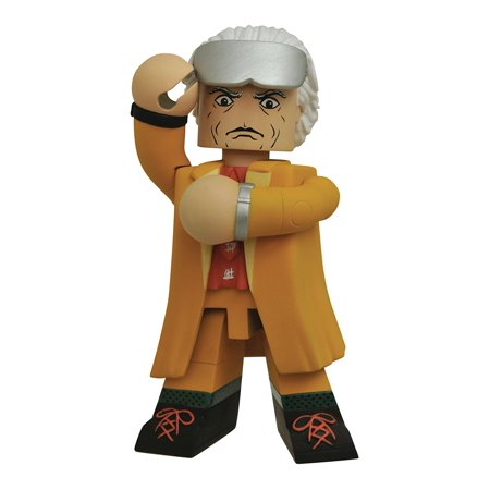 Diamond Select Toys Back to the Future 2 Future Doc Brown Vinimate Figure - Doc Back To The Future