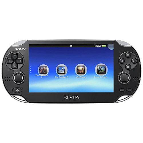 Refurbished Sony PlayStation PS Vita 1000 Wifi System, Black