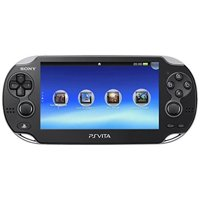 Refurbished Sony PlayStation PS Vita 1000 Wifi System, Black