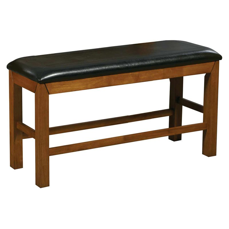 Winners Only Westchester 48 in. Counter Height Dining Bench