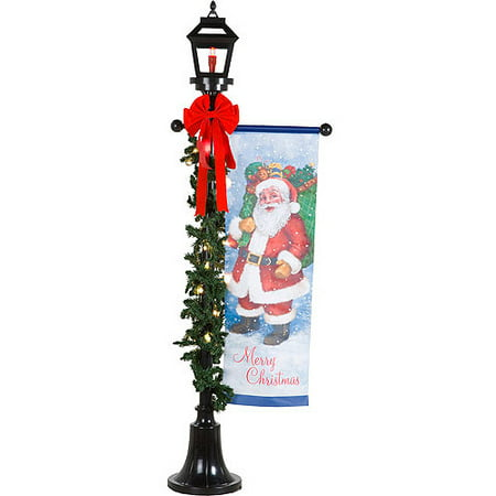 christmas lamp post 6 tall