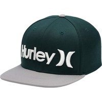 e378cbafbba0d Product Image Hurley Men s One and Only Snapback Hat Cap - Outdoor Green