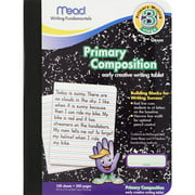 PRIMARY COMPOSITION BOOK FULL PAGE SCBMEA09902-33 (pack of 33)
