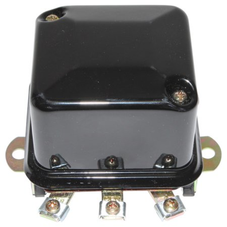 DB Electrical GDR6029 New 12 Volt 4 Terminal Voltage Regulator For Case/IH/Cub Cadet Tractors/ - Voltage Terminal