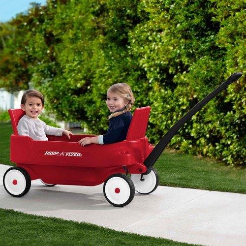 Radio Flyer Pathfinder Wagon - Walmart.com