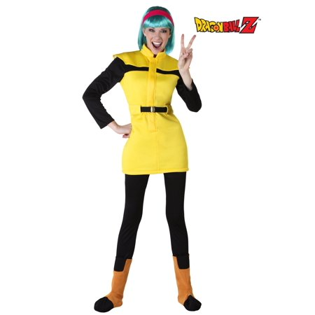 Dragon Ball Z Adult Bulma Costume](Dragon Ball Z Girl Costumes)