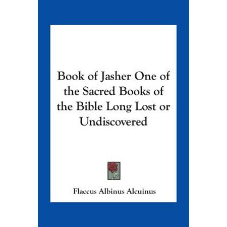 Book of Jasher One of the Sacred Books of the Bible Long Lost or