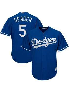 Corey Seager Los Angeles Dodgers Majestic Fashion Official Cool Base Player Jersey - Royal