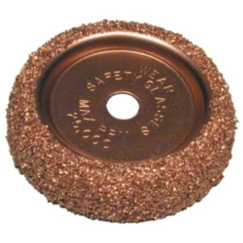 "Amflo 18-259 High Speed Buffing Cone, 2-1/2"" Diameter"