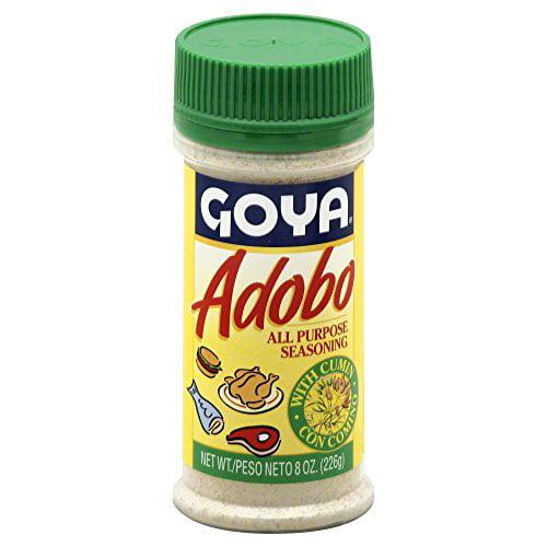Goya Adobo All Purpose Seasoning, with Cumin, 8 Oz by Goya Foods