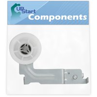 DC93-00634A Dryer Idler Pulley Replacement for Samsung DV220AEW/XAA Dryer - Compatible with DC93-00634A Idler Pulley - UpStart Components Brand