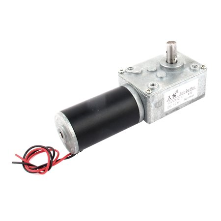 DC 12V 14RPM High Torque Electric Power Speed Reduce Gear Box Motor