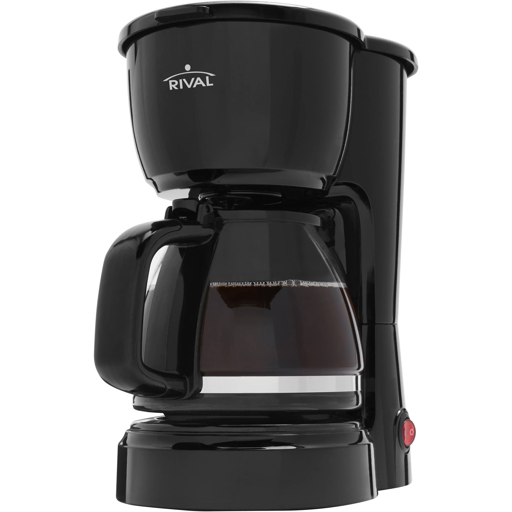 Rival 5 Cup Coffee Maker, 1 Each