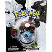 Pokemon Series 24 Woobat Keychain