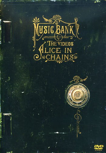 Alice in Chains: Music Bank: The Videos by