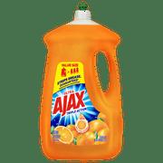 Ajax Ultra Triple Action Liquid Dish Soap, Orange - 90 fluid ounce