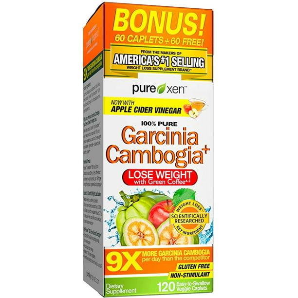 Purely Inspired Garcinia Cambogia Plus Tablets 100 ea