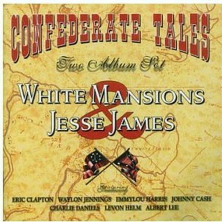 White Mansions/The Legend Of Jesse James (CD) (White Mansions And The Legend Of Jesse James)