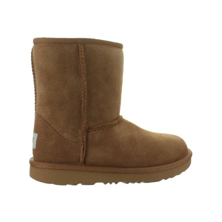 kids ugg classic ii short boot chestnut brown 1017703k-che