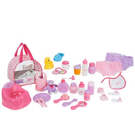 You   Me Baby Doll Care Accessories In Bag Color Style May Vary