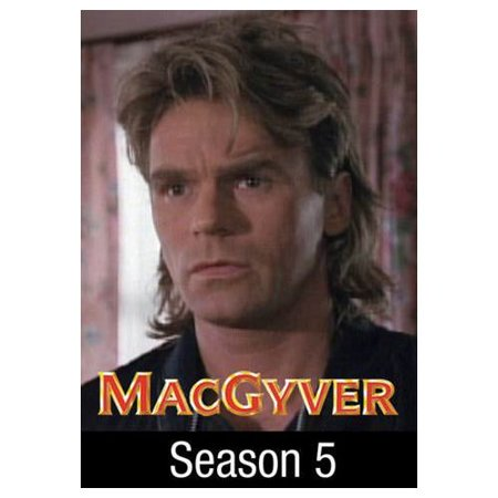 Macgyver Legend Of The Holy Rose Part 1 Season 5 Ep 1 1989