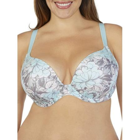 Women's secret treasures dream fit full figure deep plunge bra, Style R7060X