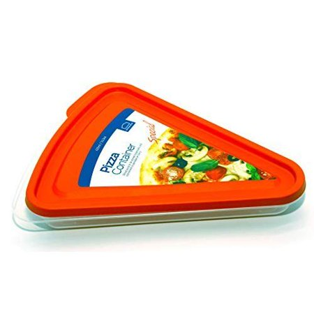 Lock & Lock Pizza Slice Container, Tray and Saver, 2 Pack Pizza Slice Boxes