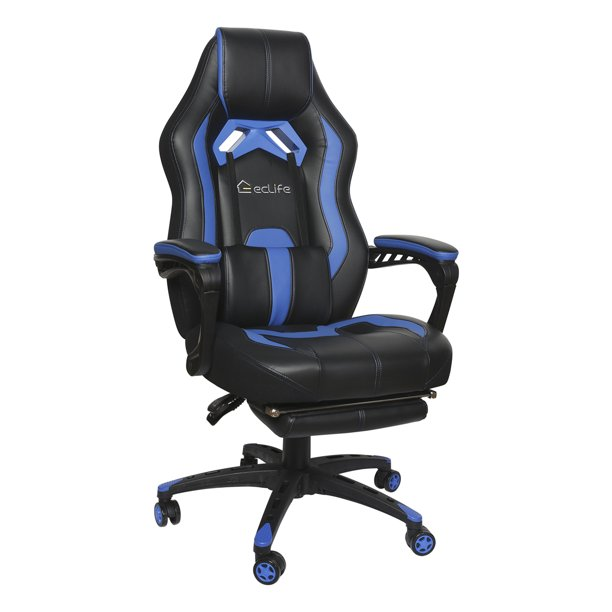 Massage Gaming Chair OF-D01BU-M