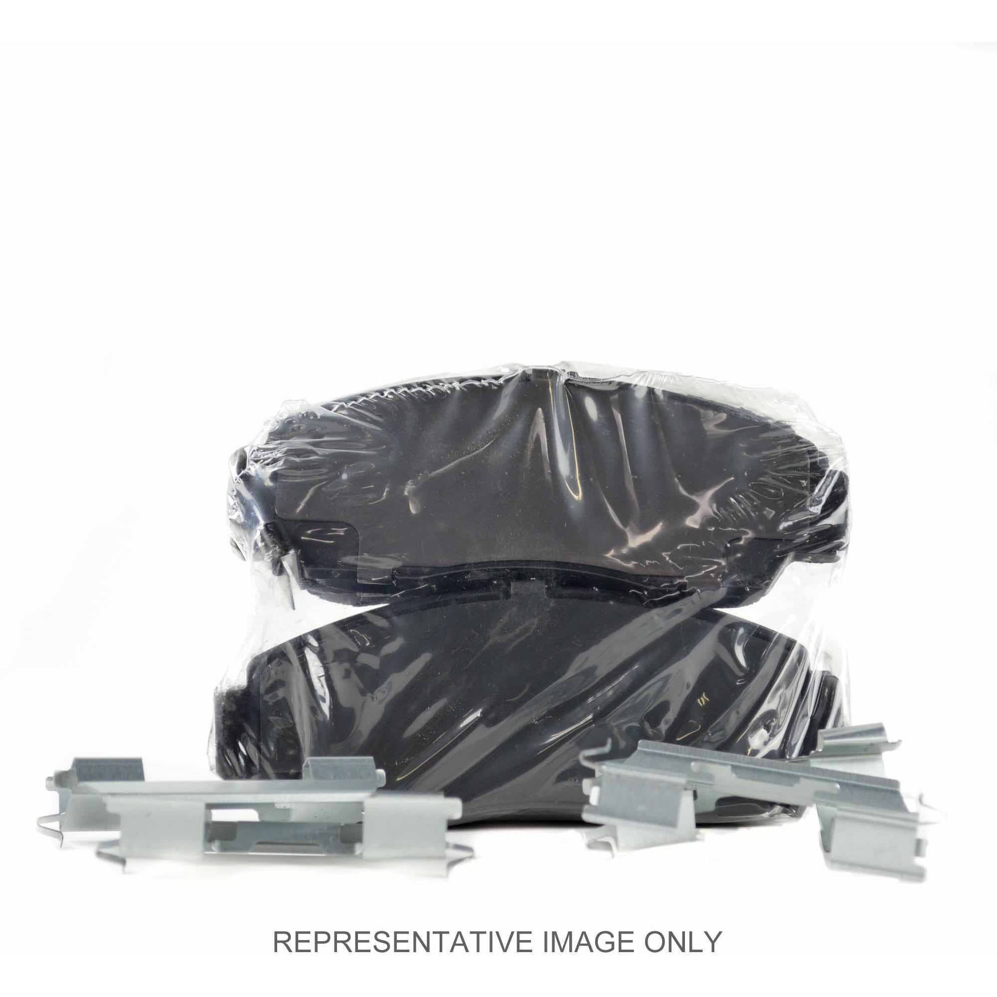 Bendix Brake Pad Kit, #D530Ct