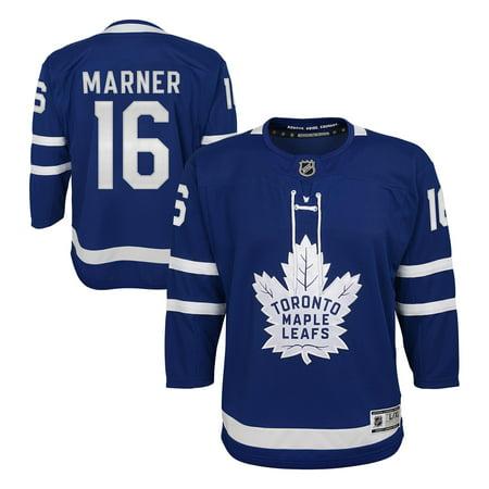 finest selection 11872 62fc2 Mitch Marner Toronto Maple Leafs NHL Premier Youth Replica Hockey Jersey -  NHL Team Apparel | Walmart Canada