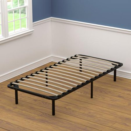 handy living xl twin size wood slat bed frame - Xl Twin Bed Frames