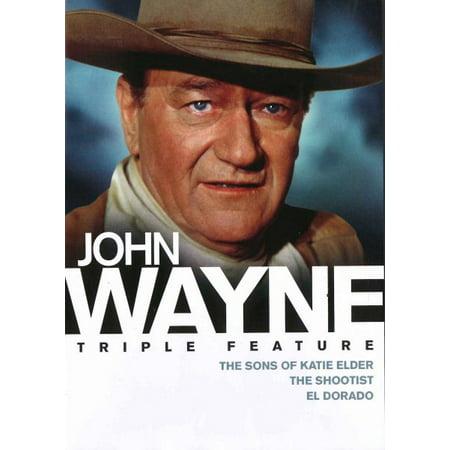 John Wayne Western 3-Pack (DVD) - Halloween John Wayne