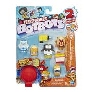 Transformers BotBots Toys Series 1 Jock Squad 8-Pack